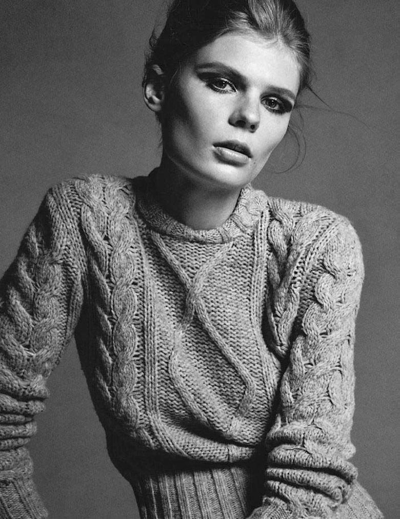 Photo Alexandra Elizabeth Ljadov for Vogue Italia August 2015