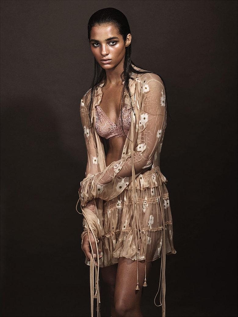Photo Alexis Primous by Mario Sorrenti for W Magazine September 2015