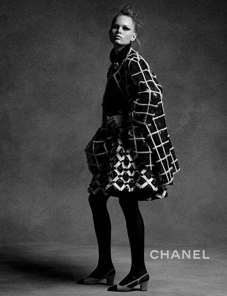 Photo Chanel Fall/Winter 2015/2016 Campaign