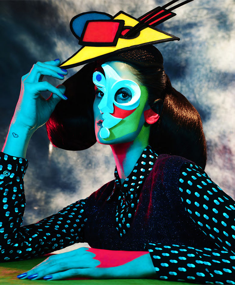 Photo Daiane Conterato for Harper's Bazaar US September 2015
