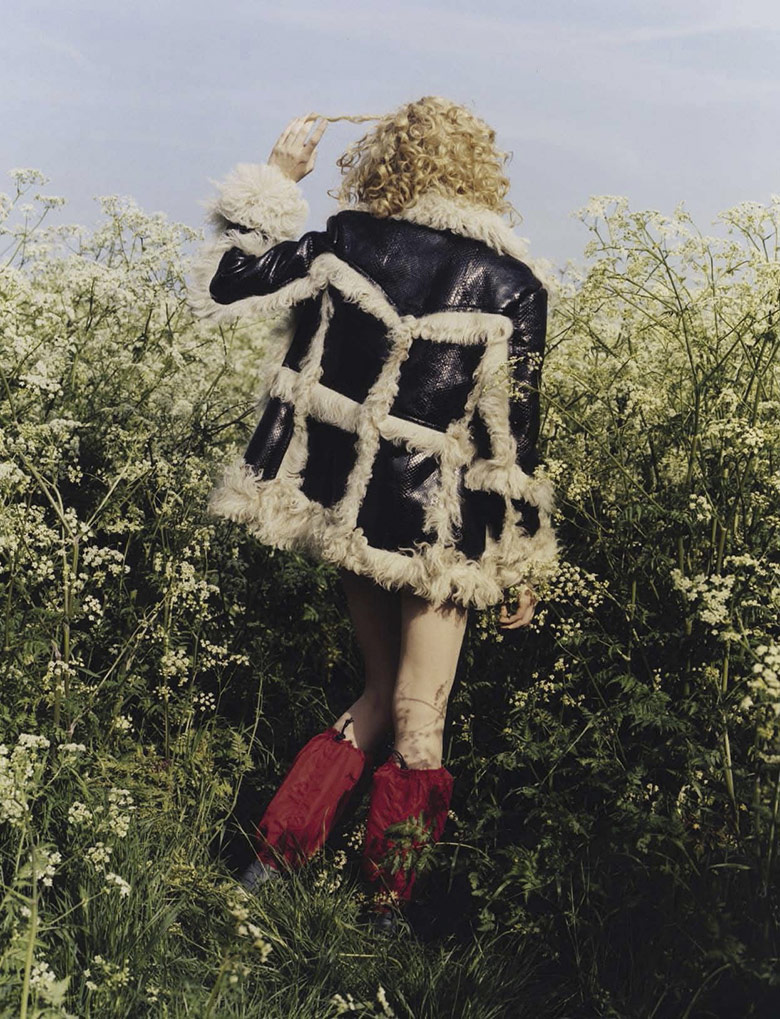 Photo Stella Lucia for Vogue Italia August 2015