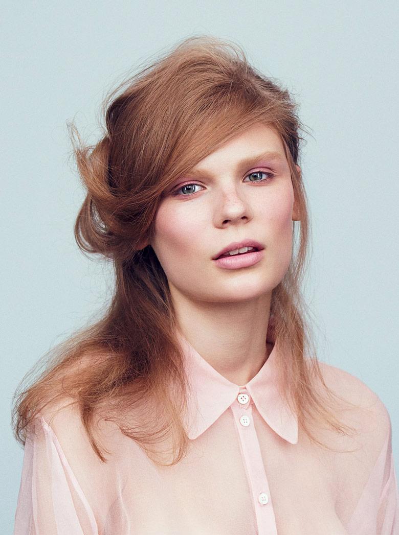 Photo Alexandra Elizabeth for Vogue Japan October 2015