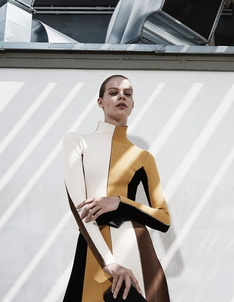Photo Carolin Loosen for Harpers Bazaar Netherlands September 2015