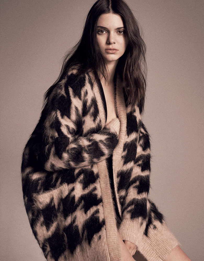 Photo Kendall Jenner by Luigi & Iango for Vogue Japan November 2015