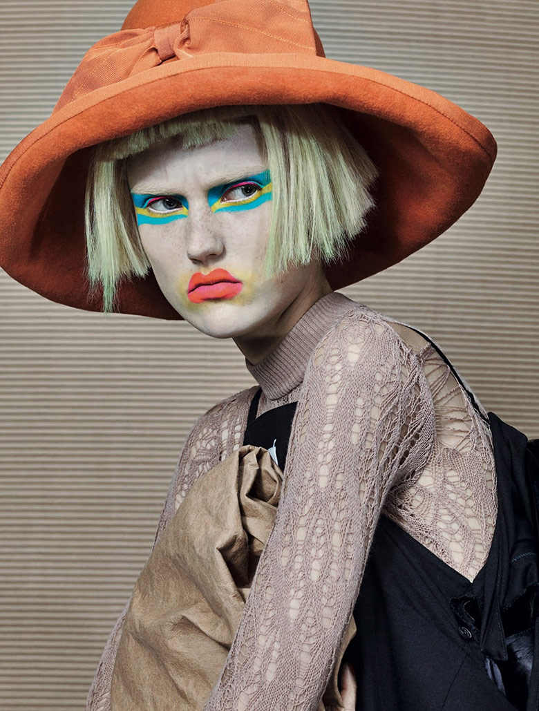 Photo 'Maison Margiela': by Craig McDean for anOther A/W 2015