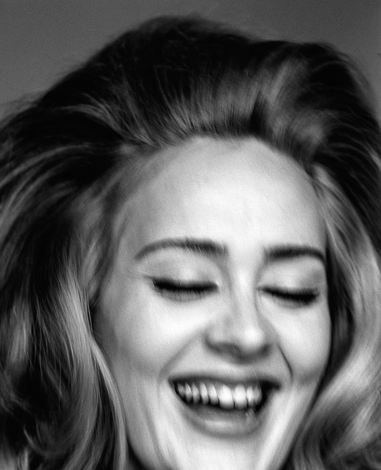 Photo Adele by Alasdair McLellan for i D Magazine Winter 2015