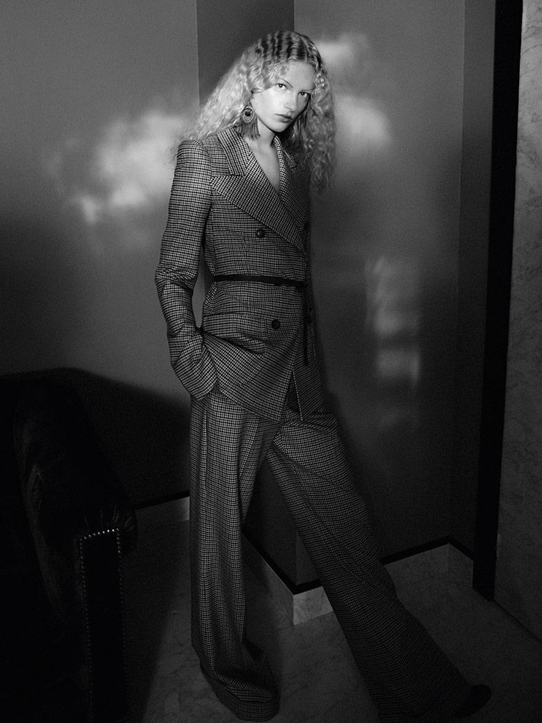 Photo Andreea Diaconu & Frederikke Sofie for Vogue Paris November 2015