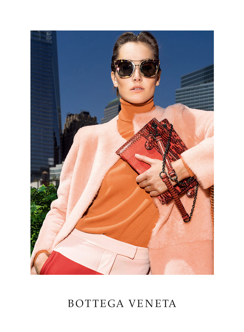 Photo Bottega Veneta Cruise 2016 Campaign