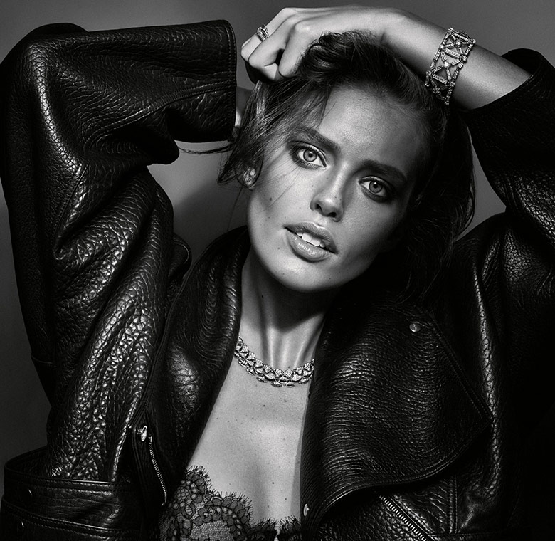 Photo Emily Didonato by Alique for Porter Magazine Winter 2015