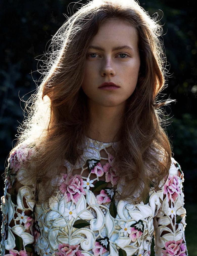 Photo Julie Hoomans for Vogue Netherlands October 2015