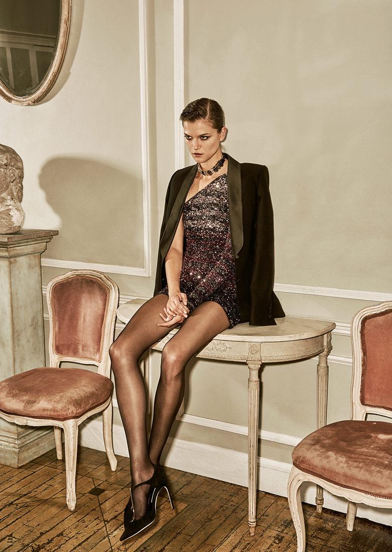 Photo Kasia Struss by Chris Colls for Porter Magazine Winter 2015