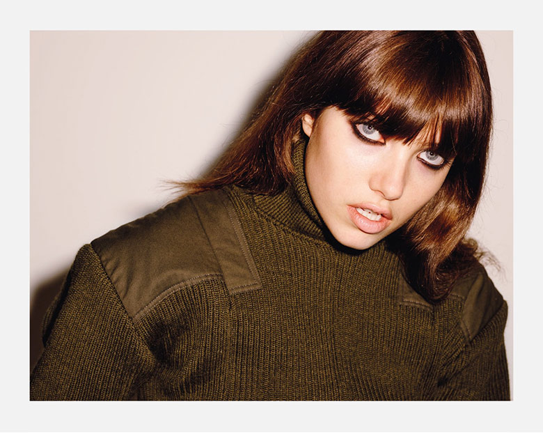 Photo Self Service Magazine F/W 15/16 by Ezra Petronio