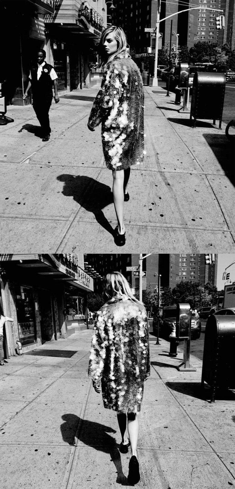 Photo Grace Hartzel & Lexi Boling for Vogue UK December 2015