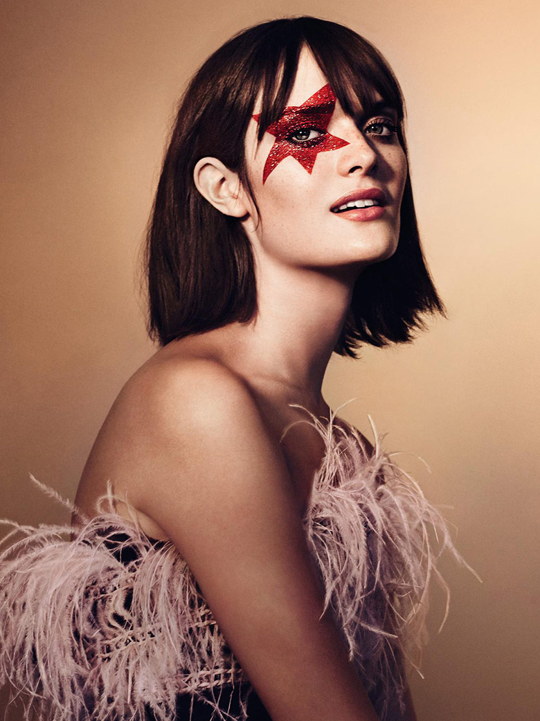 Photo Sam Rollinson for Harper's Bazaar Germany December/January 15/16
