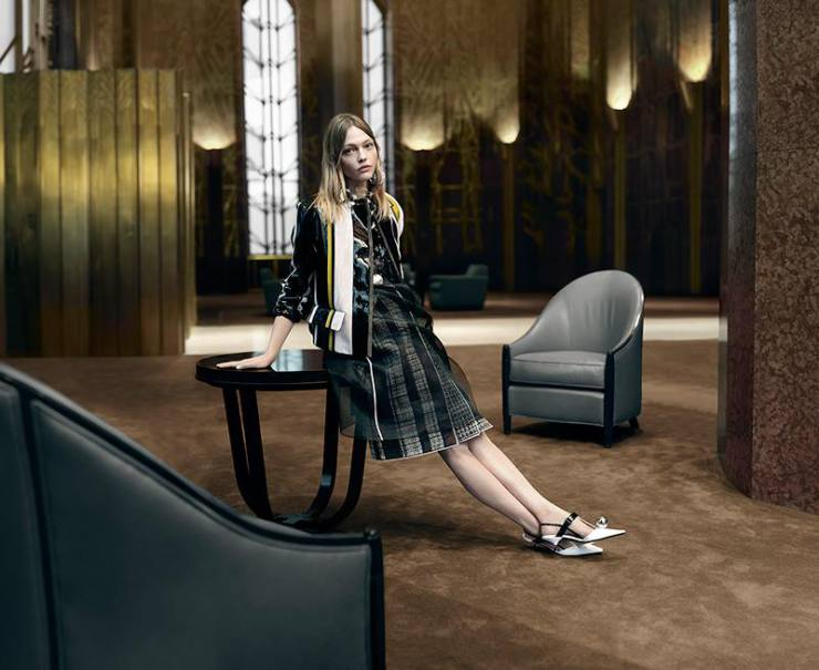 Photo Prada Spring/Summer 2016 Campaign