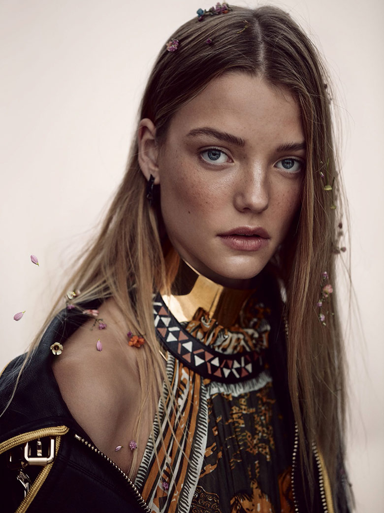 Photo Roos Abels for Vogue China February 2016