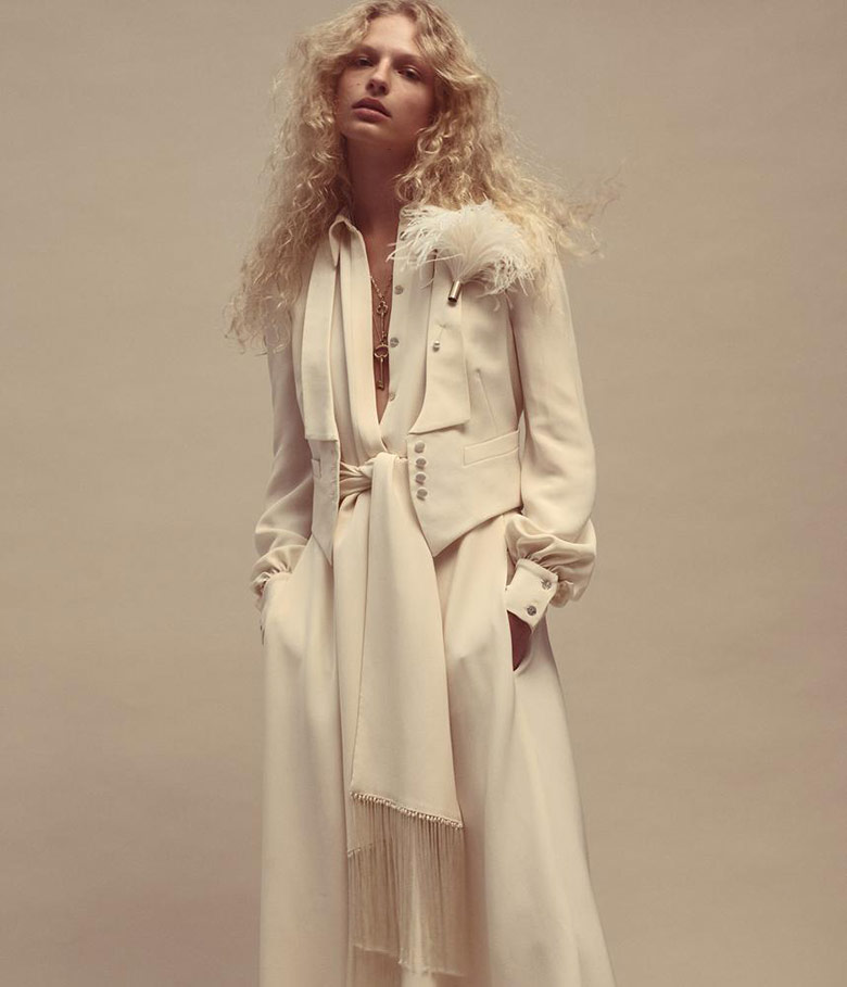 Photo Frederikke Sofie for WSJ Magazine March 2016