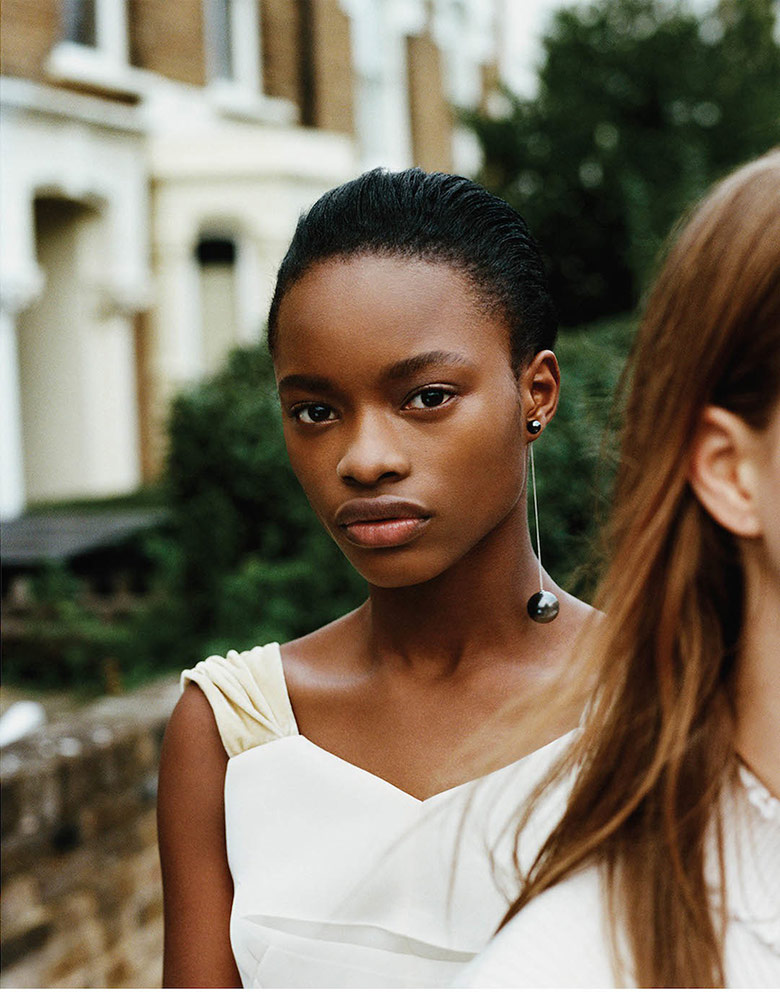 Photo Mayowa Nicholas & Julie Hoomans for WSJ January 2016