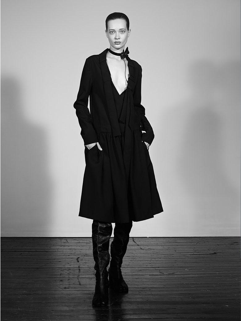 Photo Tanya Katysheva by Tyler Kohlhoff for The Last Magazine January 2016