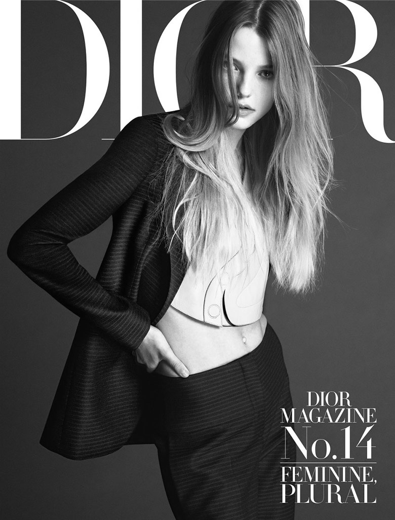 Photo Dior Magazine Spring 2016 by Mert & Marcus
