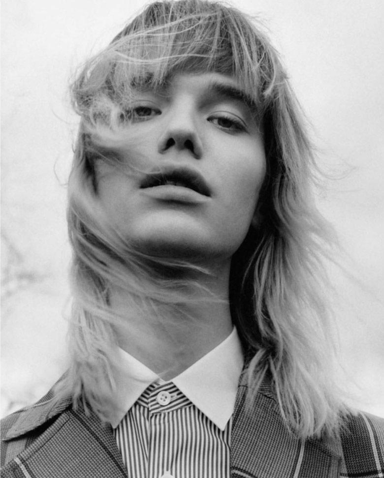 Photo Sophia Friesen & Stav Strashko for Vogue UK April 2016