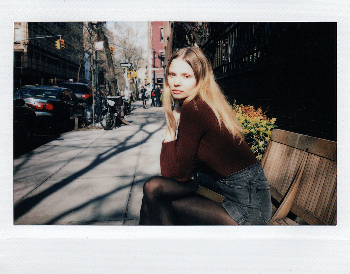Photo Magdalena Frackowiak — Exclusive Interview