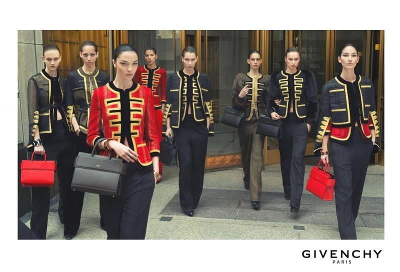 Photo Givenchy F/W 16/17 Ad Campaign