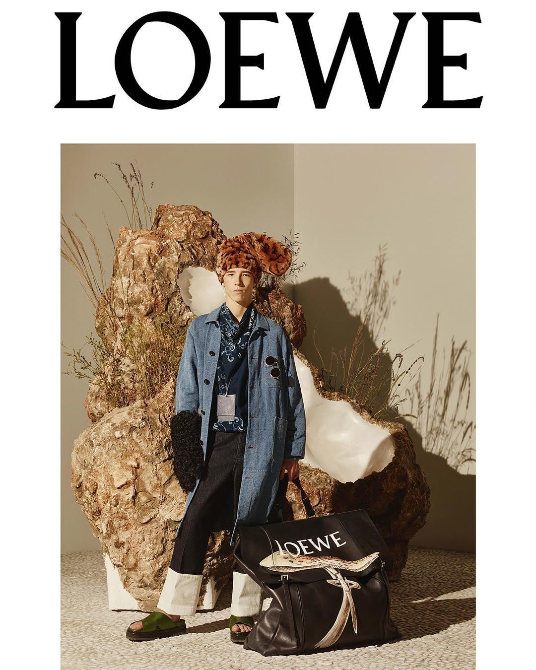 Photo Loewe F/W 16/17 Campaign by Steven Meisel