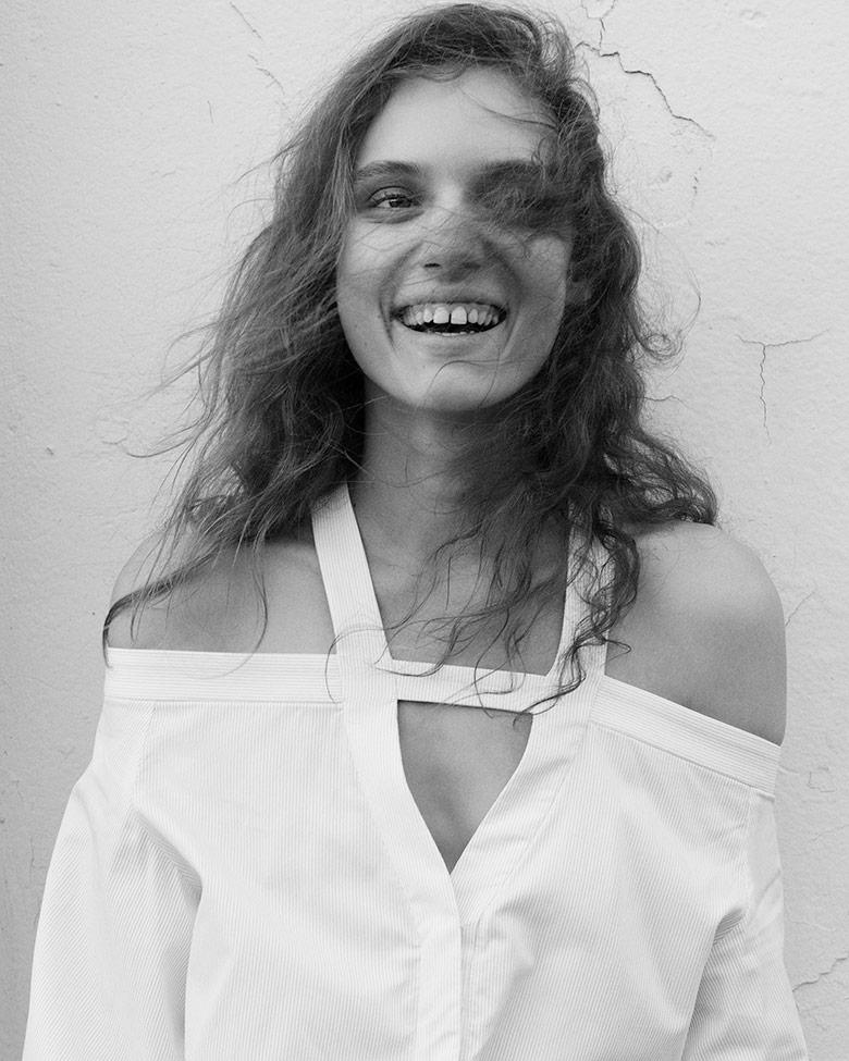 Photo Shanna Jackway by Alexandra Nataf for Unconditional Magazine Issue 3