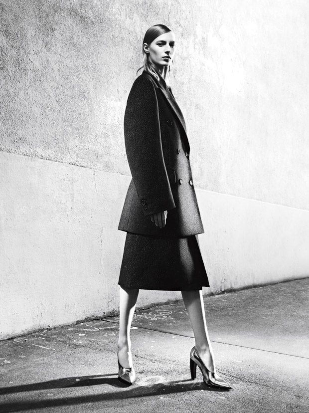Photo Jil Sander FW 16/17 Campaign by Willy Vanderperre