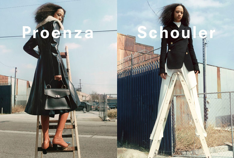 Photo Proenza Schouler FW 16.17 Campaign by Zoe Ghertner