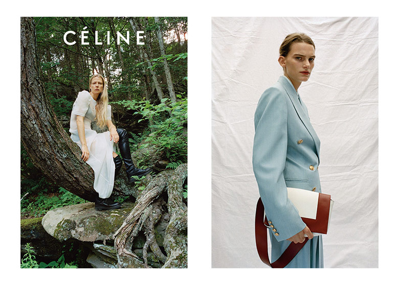Photo Celine Resort 2017 by Talia Chetrit