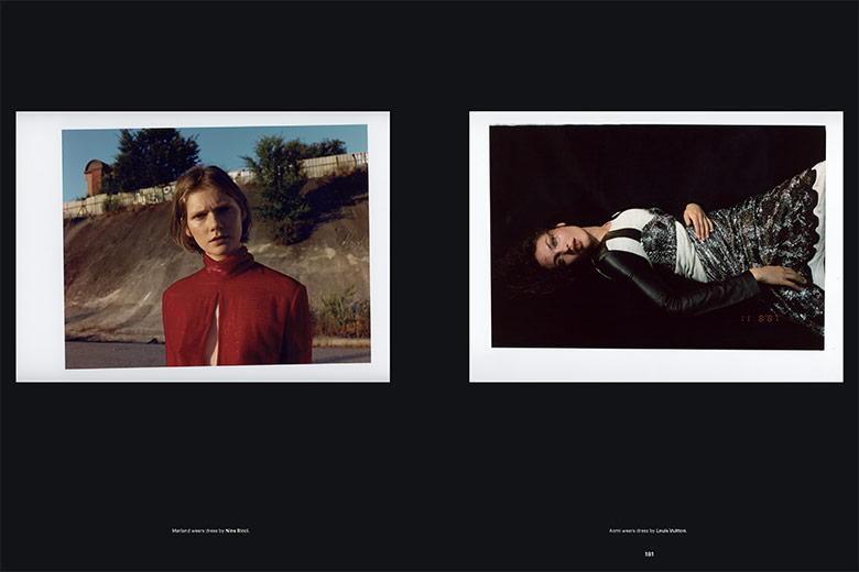 Photo Suffo Moncloa for Document Journal F/W 2016