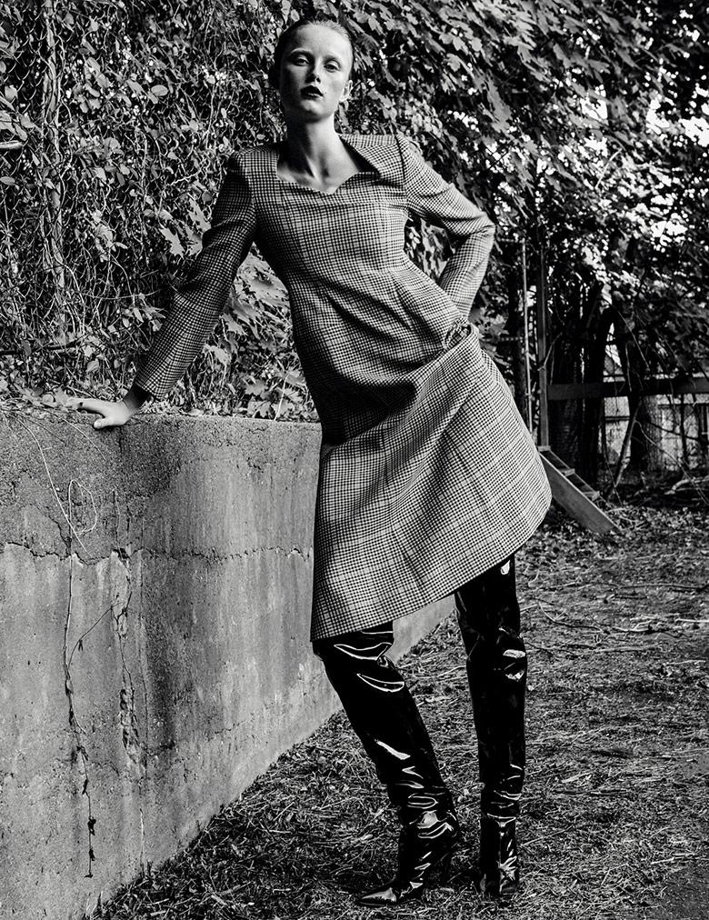 Photo Rianne van Rompaey for i D Magazine Winter 2016