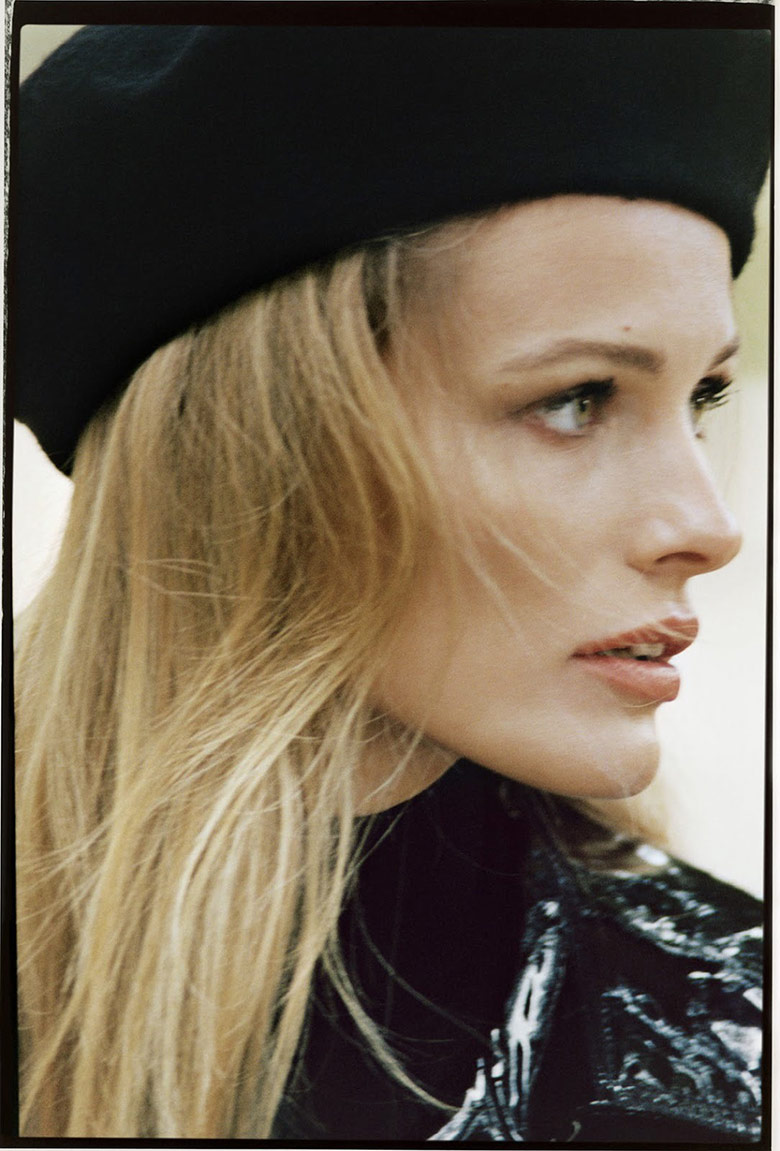 Photo Edita Vilkeviciute by Quentin De Briey for The Edit October 2017