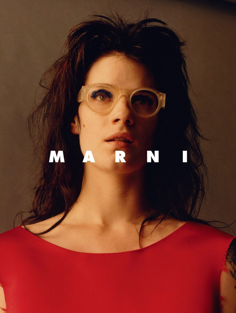 Photo Marni Spring/Summer 2018 Campaign