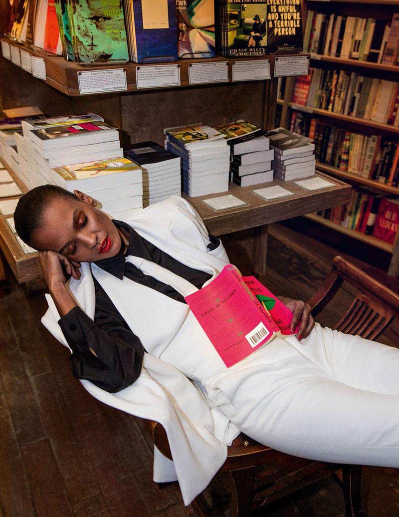 Photo Vogue Paris April 2018 by Inez & Vinoodh