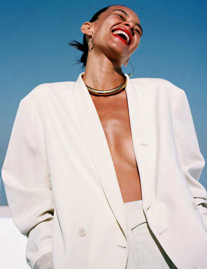 Photo Binx Walton for Vogue UK July 2018