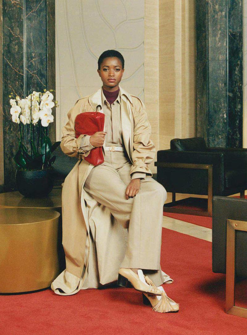 Photo Vogue UK June 2018 by Venetia Scott