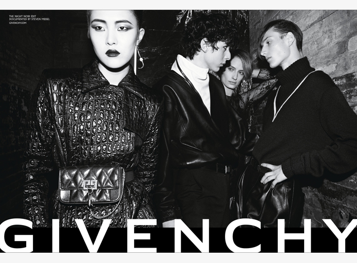 Photo Givenchy FW 2018 by Steven Meisel