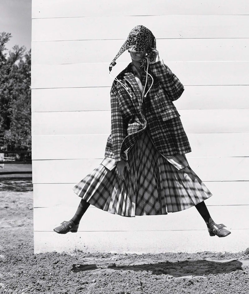 Photo WSJ Magazine October 2018 by Josh Olins