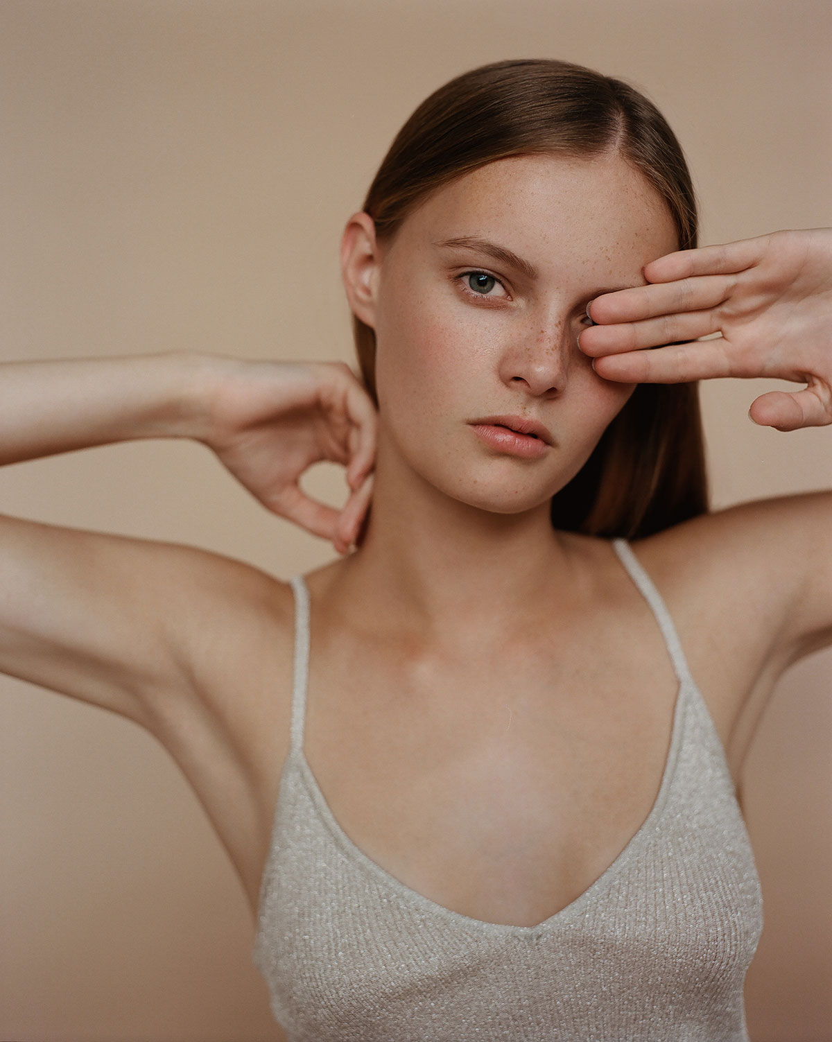 Photo The New Face to Watch — Rachel Meageen