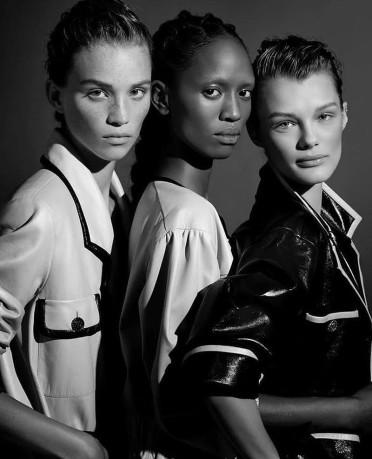 Fashion Designer Karl Lagerfeld