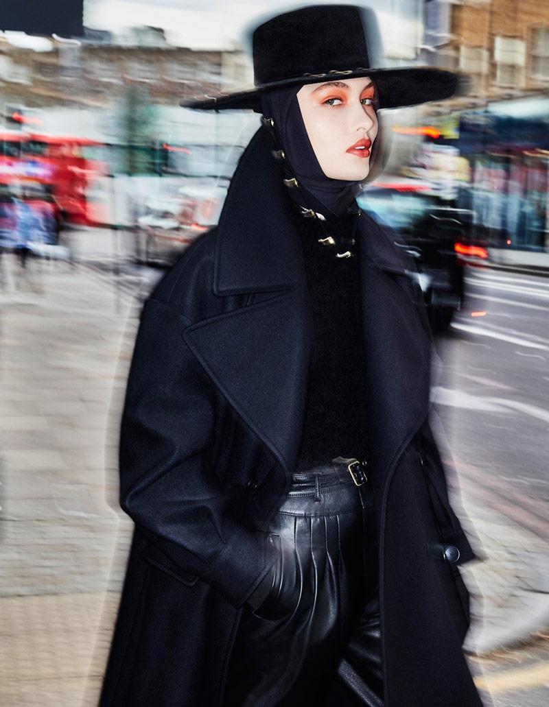Photo Grace Elizabeth by Vogue China December 2018
