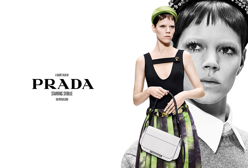 Photo Prada S/S 2019 by Willy Vanderperre