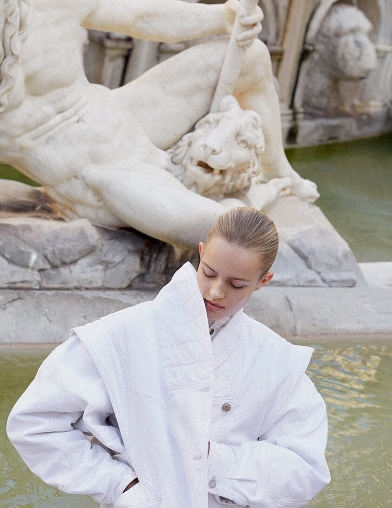 Photo Sophia Roetz for Vogue Spain February 2019