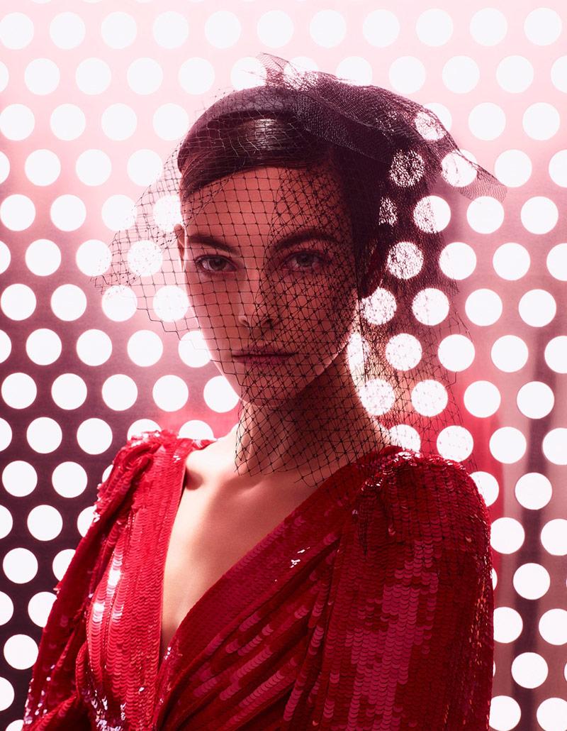 Photo Vittoria Ceretti for Vogue China March 2019