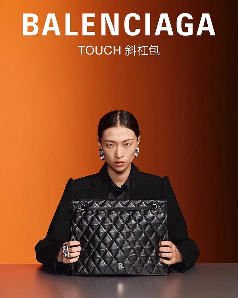 Photo Chu Wong for Balenciaga
