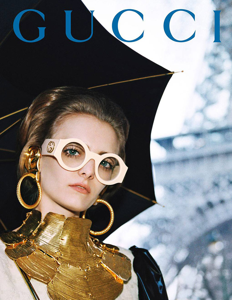 Photo Gucci F/W 2019/2020 by Glen Luchford