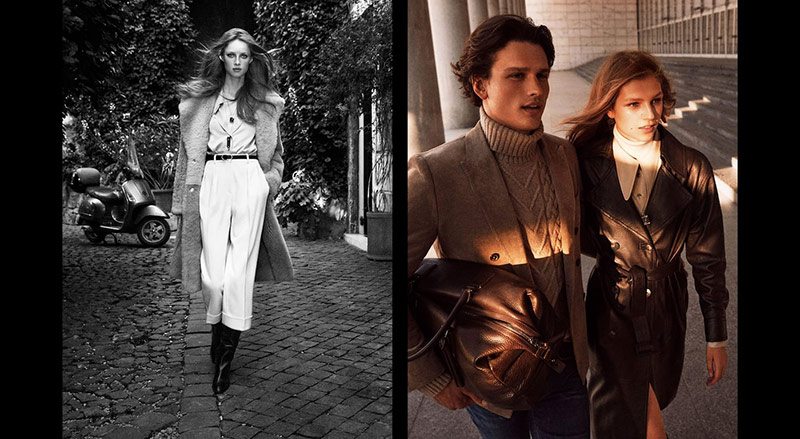 Photo Massimo Dutti F/W 2019/2020 by Mikael Jansson